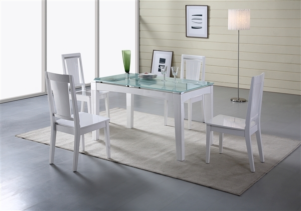 Tempered Glass Table